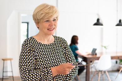 Life- und Business-Coach und Resilienz-Trainerin Sigrid Diekow