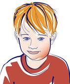 Dicke Backe: Eine Schwellung der Ohrspeicheldrüse ist typisch für Mumps