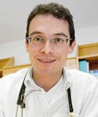 Dr. Dietmar Reinartz ist niedergelassener Allgemeinmediziner in Haigerloch