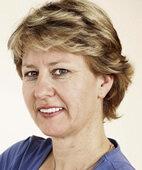 Ursula Jahn-Zoehrens ist Vorstandsmitglied des Deutschen Hebammenverbands und Hebamme in Bad Wildbad