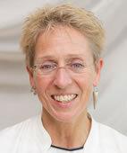 Dr. Babett Ramsauer ist leitende Oberärztin der Geburtsmedizin  am Vivantes Klinikum Neukölln  in Berlin