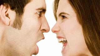 Streit in der Partnerschaft