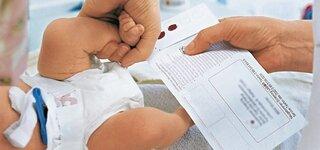 Neugeborenenscreening
