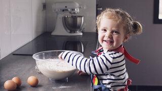 Kochen mit Kids