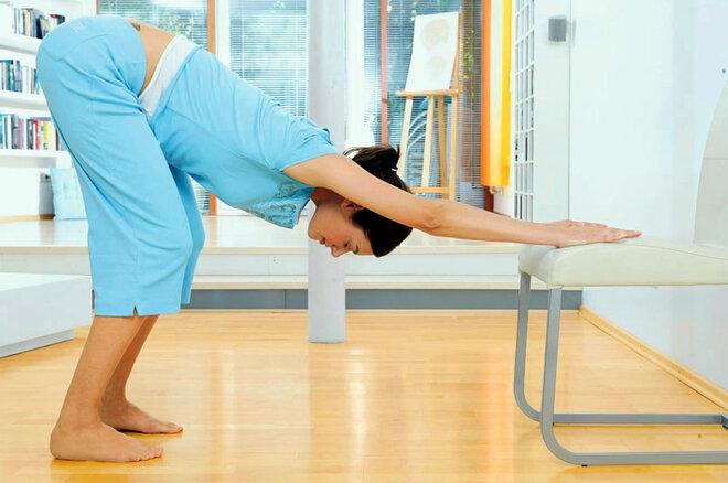 Schwangeren-Yoga