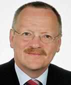 Professor Dr. Gerhard Joch war Direktor der Universitäts- kinderklinik Magdeburg