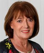 Vera Falck ist Vorsitzende des Vereins Dunkelziffer