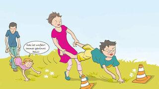 Muskeln Erklärvideo für Kinder
