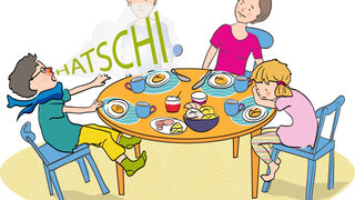 Verdauung Erklärvideo für Kinder