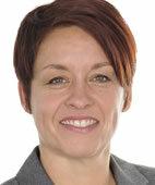 """Maria Flothkötter leitet das Netzwerk """"Gesund ins Leben"""" und arbeitet beim Bundeszentrum für Ernährung"""