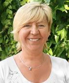 Sabine Ackermann ist Diplom-Sozialarbeiterin und leitet die Kita Regenbogen in Jena