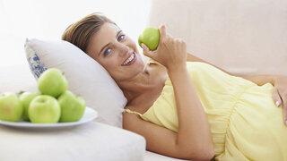 Nährstoffe für Schwangere