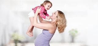 Heben in der Schwangerschaft