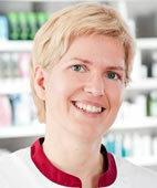 Tanja Franz ist Pharmazeutin und hat eine eigene Apotheke in Ansbach