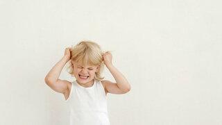 Kind verletzt sich aus Wut selbst, was tun?