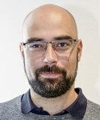 Marc Schlachter arbeitet beim Gesundheitsamt Augsburg Land als Hygienekontrolleur