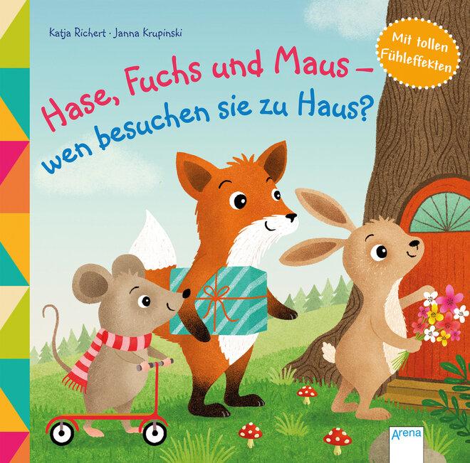 Hase, Fuchs und Maus