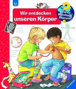 Buchempfehlung Kinderbuch Wir entdecken unseren Körper