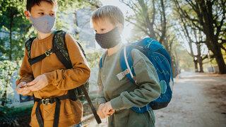 Delta Variante Coronavirus Kinder