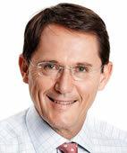 Prof.Dr.Franz Kainer, Chefarzt der Geburtshilfe an der Klinik Hallerwiese in Nürnberg