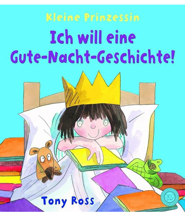Kinderbuch: Ich will eine Gute-Nacht-Geschichte!