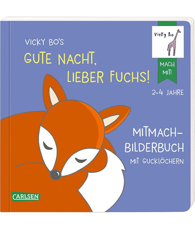 Kinderbuch: Gute Nacht, lieber Fuchs!