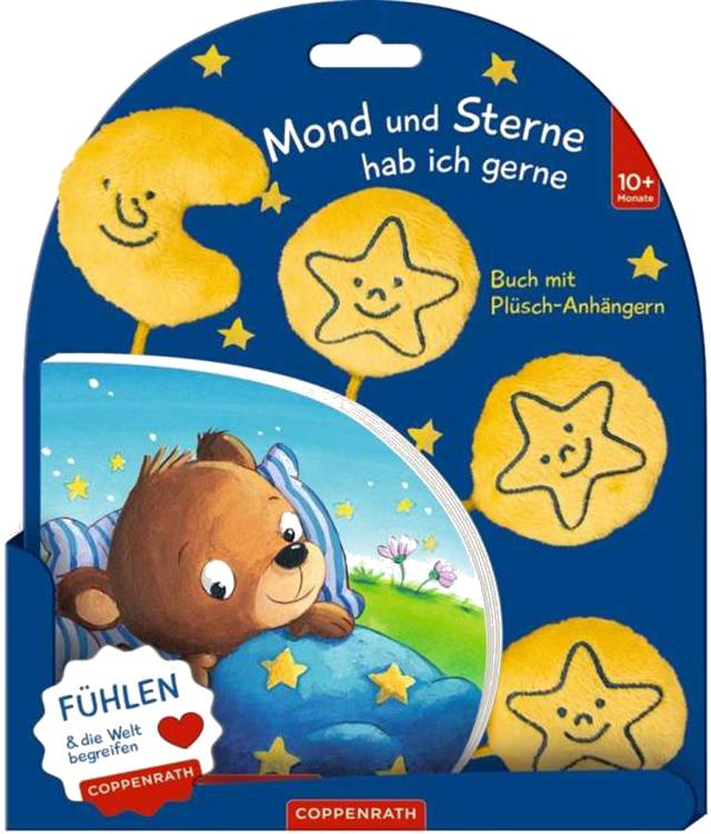 Kinderbuch: Mond und Sterne hab ich gerne