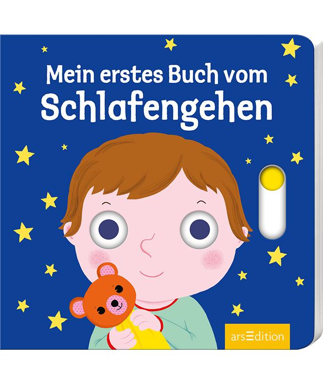 Kinderbuch: Mein erstes Buch vom Schlafengehen