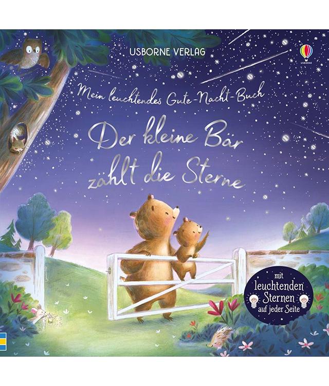 Kinderbuch: Der kleine Bär zählt die Sterne