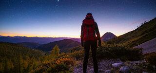 Pilgern, Nachtwandern oder gar Nacktwandern – zu welchem Typ zählen Sie?