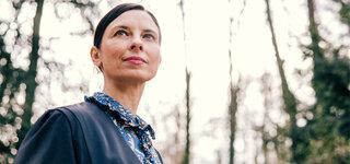 Sandra Runge arbeitet als Rechtsanwaeltin in Berlin