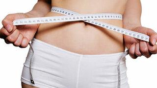 Taillenumfang mit Maßband messen
