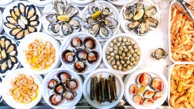 Muscheln gehören zu den Lebensmitteln, die höhere Mengen an Blei und Cadmium enthalten können