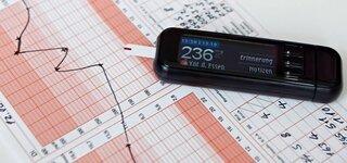 Diabetes Blutzucker-Tagebuch