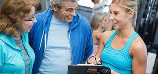 Die richtige Beratung im Fitnessstudio