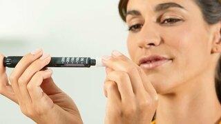Insulinpen zum spritzen vorbereiten