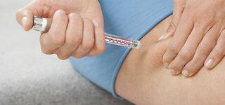Insulin spritzen