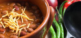 Hülsenfrüchte Chili