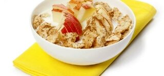 Apfel-Zimt-Müsli