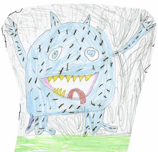 Monster-Bild