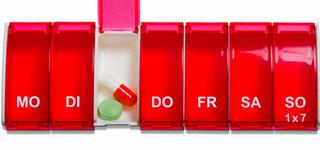Dosiergerät für Medikamente