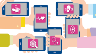 Smartphone Apps als Diagnosehelfer