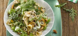 Grüne Gorgonzola-Pasta