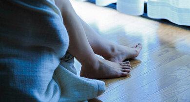 Peinigende Unruhe in den Beinen: Fünf Prozent der erwachsenen Deutschen leiden darunter