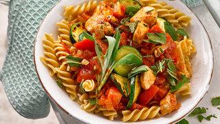 Hähnchen-Tomaten-Ragout