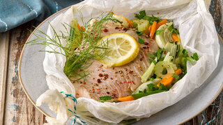 Reisgericht Seelachs