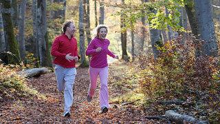 Lebenserwartung: Jogger leben länger