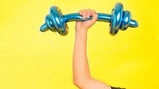 Kraftsport und Diabetes
