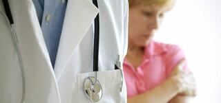 Angst vor dem Arzt