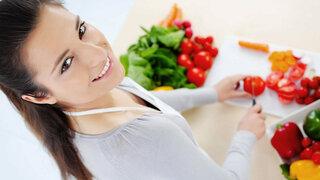 Essen was gut und gesund ist
